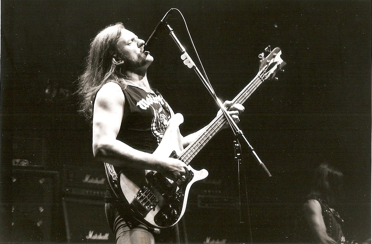 Motorhead At Nakano Sun Plaza  June 10  1991