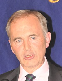 U.K. ambassador to Japan Tim Hitchens