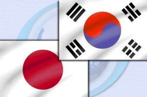 south-korea-japan-flag